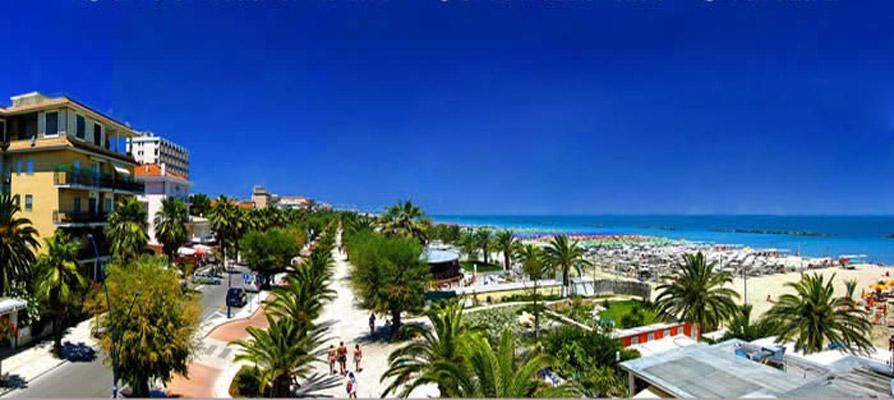 Hotel Canguro - Albergo 3 stelle sul mare a San Benedetto del Tronto