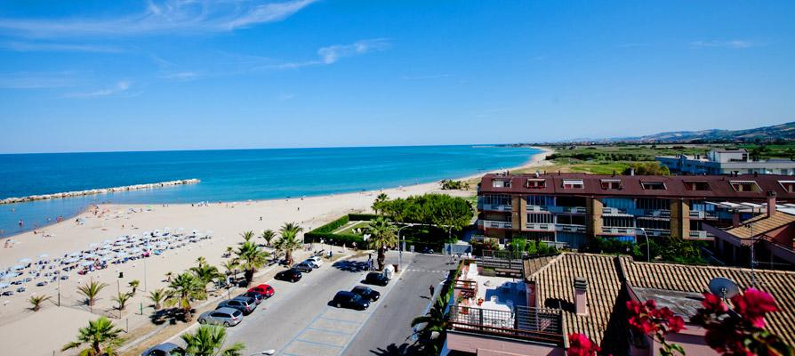 Hotel 3 Stelle Canguro Vacanze Al Maree A San Benedetto